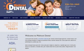 Dental Web Site